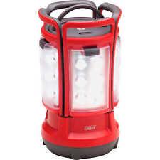 Coleman 190 Lumen Rechargable Quad LED Lantern 4 Removable Panels 2000001150