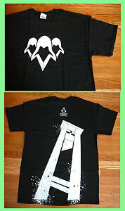 ASSASSIN'S CREED UNITY sdcc 2014 Exclusive L or M size Shirt PS4 XBOX One