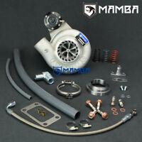 "MAMBA 12-6 GTX Oil-Cooled Turbo For Nissan TD42 GU 3"" TD05H-16G 6cm T3 V-band"
