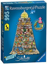 Jigsaw Puzzle ~ Ravensburger ~ LUCICROUS LIGHTHOUSE ~ 995 Pieces