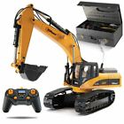 Top Race, 23 Channel Full Functional RC Excavator Construction Tractor; TR-211M