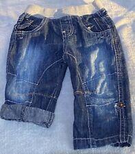 Boys - Tu - Blue - Jeans - 9-12 Months - Good Condition
