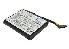 Battery for TomTom 4CS0.002.01 Go 1000 Live 1005 1000mAh TM100SL + 7 PC TOOL KIT