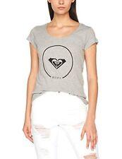 Tee shirt Femme Roxy Bobby Twist Essential Heritage Heather S