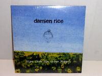 DAMIEN RICE  -  LIVE FROM THE UNION CHAPEL  -  CD 2007  NUOVO E SIGILLATO