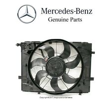 Mercedes W205 C400 C205 S205 A205 C300 Turbo Auxiliary Fan Assembly Blower OES
