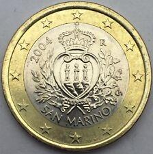 Piece 1 euro Saint Marin 2004 #669