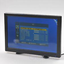 "10.1"" inch Wide Screen 16:10 IPS Screen LCD Color Monitor BNC HDMI VGA AV Audio"