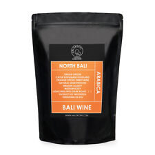 Halokoffi Authentic Arabica Coffee Bali Wine Coffee from Indonesia Roasted Beans