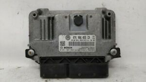 2013-2014 Volkswagen Passat Engine Computer Ecu Pcm Ecm Pcu Oem 82902