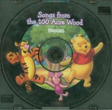 Disney's: Songs From The 100 Acre Wood PROMO Music Audio CD 3 track Winnie Pooh!