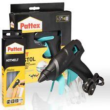 Pattex Heißklebepistole PXP 12 + 16 Heißkleber Klebesticks Vorteilsangebot