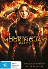 The Hunger Games - Mockingjay : Part 1 (DVD, 2018)