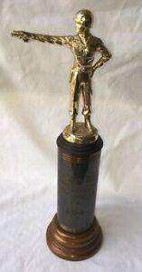 1951 HAWAII GUARDSMAN MARKSMANSHIP TROPHY Hawaiian shooting A du Bois
