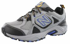 NEW BALANCE MENS MT481LG3 4E WIDE WIDTH TRAIL RUNNING SHOES