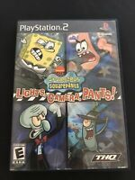 SpongeBob SquarePants: Lights, Camera, Pants! - PlayStation 2