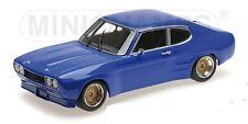 Ford Capri RS 2600 1970 blau 1:18 Minichamps 155708501 neu + OVP