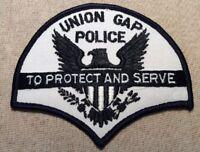 WA Union Gap Washington Police Patch