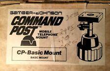 Vintage Gamber Johnson Command Post CP-Basic Mobile Mount