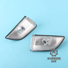 2x Mirror Turn Signal Lamp Light Left + Right Side Fits VOLVO XC60 2009 to 2013