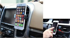 Car Phone Holder Universal Smartphone Air Vent Mount Cradle Stand 360 Rotating
