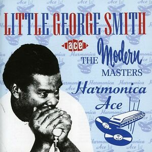 "George ""Harmonica"" Smith - Harmonica Ace [New CD] UK - Import"
