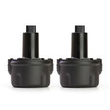 2 9.6V Ni-Cd Battery for Dewalt Dw9061 Dw9062 De9036 Dw926K Dw952K Dw955K Dw961K