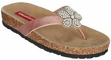 Unionbay Girl's Leslie-G Pale Pink Sandals - Assorted Sizes