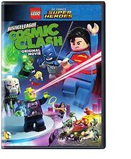 NEW LEGO DC Comics Super Heroes: Justice League: Cosmic Clash (DVD)