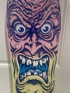 Santa Cruz Rob Roskopp Skateboard Deck Face Reissue Vans Exclusive Old School