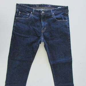 AG Adriano Goldschmied Jeans Men's Size W36 L30 The Dylan Slim Skinny Blue Denim