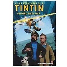 Peligro en el mar (Las Aventuras De Tintin  the Adventures of Tintin) -ExLibrary