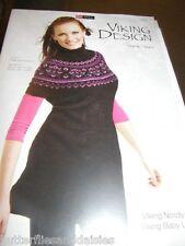 Viking of Norway ::Viking Design #1202:: knitting book sweaters Accessories