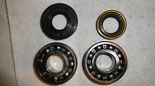 Genuine Dinli 50cc - 110cc A010011 Crank Bearing & Seal Set with A030006 A030007