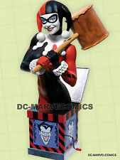 ADAM HUGHES HARLEY QUINN WOMEN OF THE DC UNIVERSE Bust STATUE Cover Girls Figure