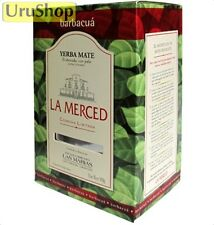 Y94 YERBA MATE LA MERCED BARBACUA/SMOKED HIGH QUALITY
