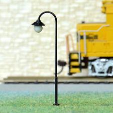 5 x HO OO Gauge Model Train Lamps Railway Lamp posts Led Street Lights #Y0911