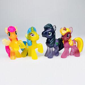 My Little Pony FLUTTERSHY LEMONY HEARTS LUCKY CLOVER CHERRY PIE Blind Bag Mini