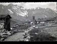SAINT-MARTIN-de-BELLEVILLE / SAINT-MARCEL (73) VILLAS & EGLISE vers 1950