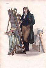 Antoine Jean Gros Baron Gros Peintre Peinture Napoléon