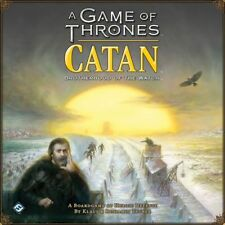 * Catan A Game of Thrones Brotherhood of the Watch
