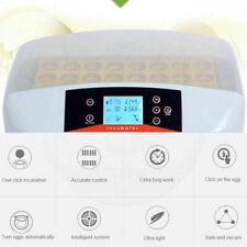 Digital Automatic 56 Egg Incubator Hatcher Turn Bird Chicken with Led B t s e 56