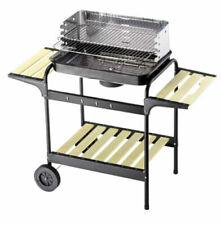 Barbecues charbon de bois verts pour jardin et terrasse