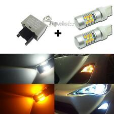 Switchback 28-SMD LED Bulbs + Flasher Turn Signal Mods For Scion FRS 2013-2015