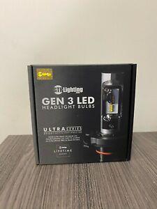 GTR Lighting: H3 Ultra Gen 3 LED Bulb Pair (CLOSEOUT)