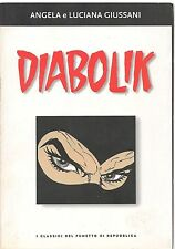 DIABOLIK - I CLASSICI DEL FUMETTO DI REPUBBLICA