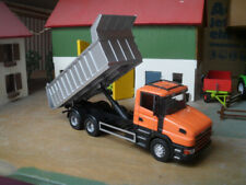 Scania 1 32 Hauber - Kipper - Umbau Control -Siku -UH- Britains-Ros