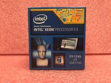 *NEW* Intel E3-1245 V3 SR14T 3.4GHZ 8MB LGA1150 w/ E97378-001 Fan Combo