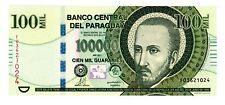 Paraguay ... P-233c ... 100000 Guaranies ... 2011 ... *UNC*