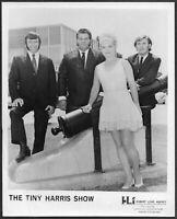 ~ The Tiny Harris Show Original 1960s Promo Photo Country Music Nashville